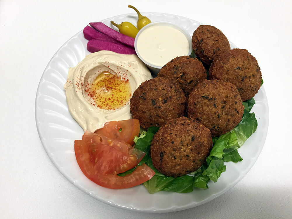 Aslan Mediterranean Cuisine | Food like it's made back home